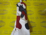 camo headcover ◆-white/navy/red