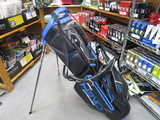 2018 H2NO Super Lite Stand Bag Black/Cobalt