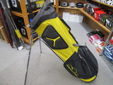 2018 2.5+ Stand Bag Yellow/Black/Gunmetal