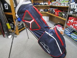 2018 2.5+ Stand Bag Navy/Red/White/