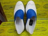 Biion BOP-1012 WHITE&ROYAL BLUE 25cm