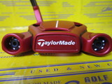 テーラーメイド SPIDER TOUR RED SMALL SLANT