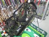 CR-4 #01 Caddie Stand Bag BRG183701 Green Camo