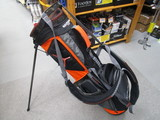 2018 3.5LS Stand Bag Orange/Gunmetal/Black