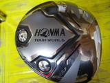 本間ゴルフ TOUR WORLD TW727 455S