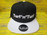 Turf'n'Turf FLATBILL-BK/WH