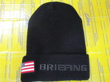 Wool Knit Cap BG1732607 Black