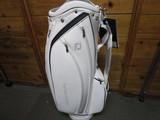 FJライトゴルフバッグ FB18CT5-1 ホワイト