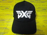 FITTED PROHEX CURVED BILL HAT-Black S/M