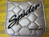 Spider Tour Diamond Silver Headcover