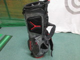2018 4.5LS Stand Bag CHARCOAL/GUNMETAL/RED