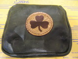 Shamrock Series Leather Mallet Puutter Cover