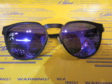 41370655 DIECUTTER SATIN BLACK/VIOLET IRIDIUM POLARIZED