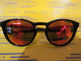 94390550 PITCHMAN R POLISHED BLACK/PLIZM RUBY POLARIZED