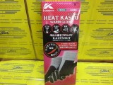 HEAT KASCO WARM GLOVE(両手用)レディス S(17〜18)