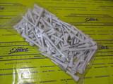 EFFORT Tee-Pack(100pcs) White