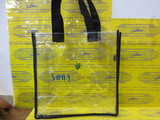 Sony Open Clear Tote Bag