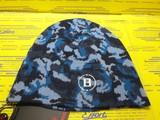 Camo Bienie BG1732602 Navy