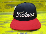 US Flag Flat Bill Cap 8CUF BLRD