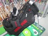 CR-4 #01 Caddie Stand Bag BRG183701 Black