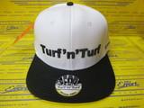 Turf'n'Turf FLATBILL-WH/BK