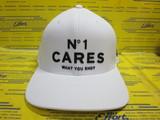 No1 Cares Snapback Snow