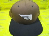 Co-Pilot Flatbill-Brown/Black