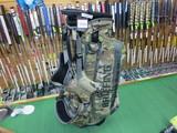 CR-4 #01 Caddie Stand Bag BRG191D02 Multicam