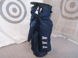 JONES Trouper Stand Bag NAVY