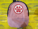 19FW PETS BACK PACK-RED