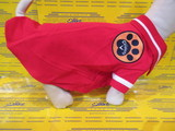 19FW PETS BASIC POLO-RED M