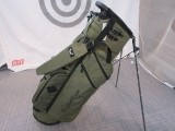 JONES Trouper Stand Bag OLIVE(The Great Escape)