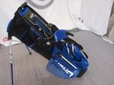 2019 H2NO Super Lite Stand Bag-Black/Blue/White