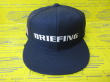 MS Basic Curved Visor Cap BRG201M61 Navy