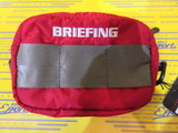 3WAY POUCH GOLF RIP BRG191A31 Red
