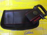 HALF MALLET Putter Cover Fidlock BRG201G04 Black
