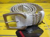 Mesh Belt L White BRG191M39