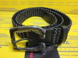 Mesh Belt L Black BRG191M39