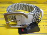 Mesh Belt M Gray BRG191M39