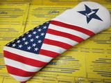USA FLAG VINTAGE W-1