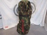Transport Cover-2 Woodland Camo
