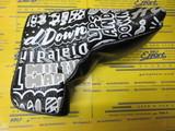 21 Graphic Blade BK