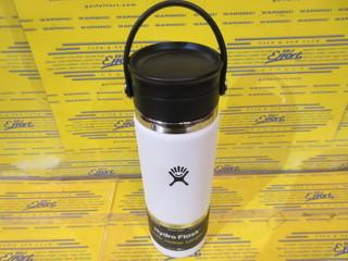 Hydro Flask<br>Coffee Flex Sip 20oz White