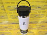 Coffee Flex Sip 20oz White